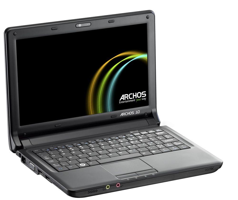 Archos 10 Ubuntu