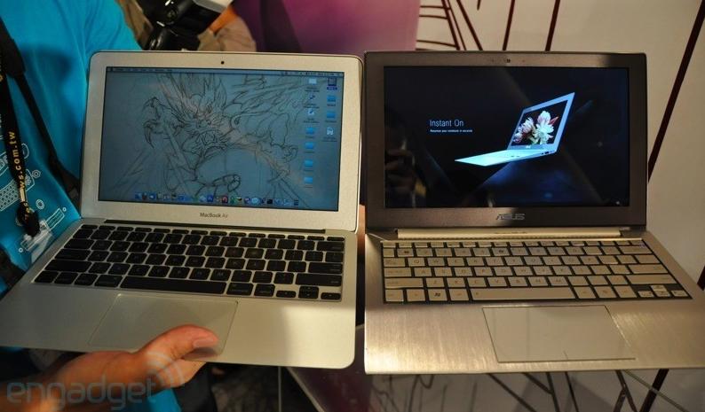Asus UX21 Computex 2011