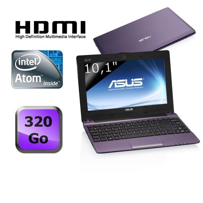 Asus X101CH-PUR020S violet