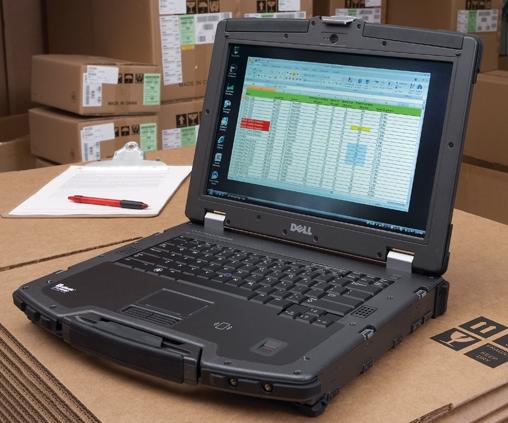 Dell Latitude E6400 Xfr Un Pc Portable 14 Pouces Robuste Pour