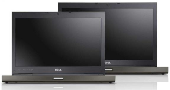 Dell Precision M4600 et Precision M6600
