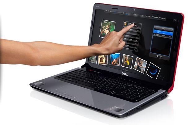 Dell Studio 17 tactile