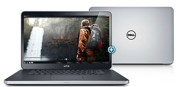 Dell XPS 15 Ivy Bridge