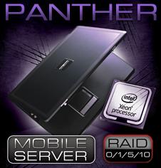 Eurocom D900F Panther Mobile Server Edition