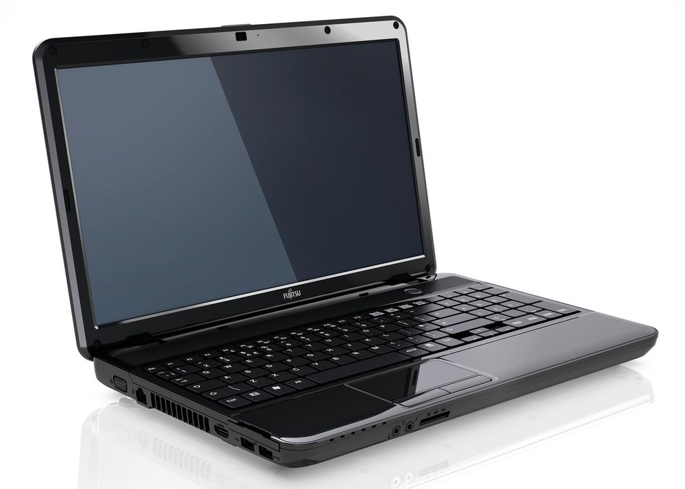 Fujitsu LifeBook A531H