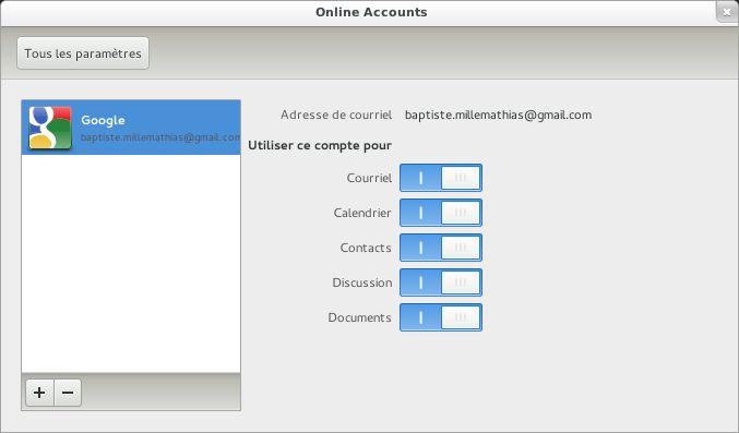 Gnome 3 2 mise jour majeure pour l environnement de bureau linux laptopspirit - Environnement bureau linux ...