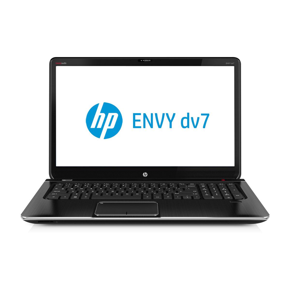 """<span class=""""tagtitre""""><del datetime=""""2013-06-27T06:29:53+00:00"""">Soldes 599€ (-100€) - </span>HP Envy dv7-7269sf, portable 17"""" avec Core i5, Geforce GT 630M et système audio Beats</del>"""