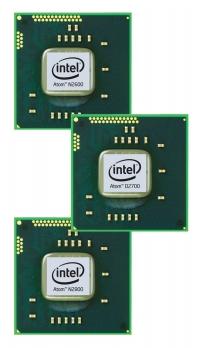 Intel Cedar Trail et Cedarview officiels