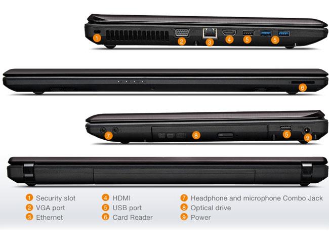 Lenovo IdeaPad G780 (M84AGFR)