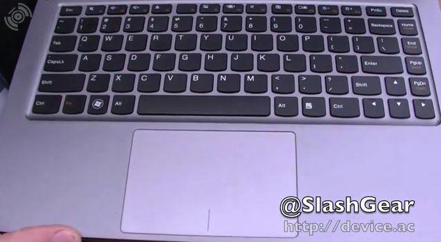 Lenovo IdeaPad U300s IFA 2011