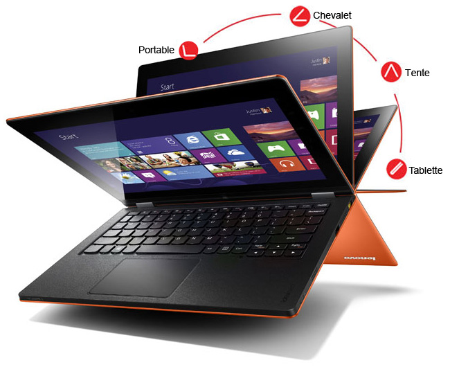 Lenovo IdeaPad Yoga 13 (MAM2AFR)