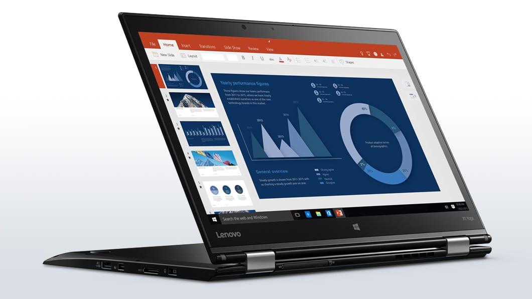 Revue de presse des tests publiés sur le Web (Lenovo ThinkPad X1 Yoga)