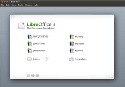 LibreOffice 3.3