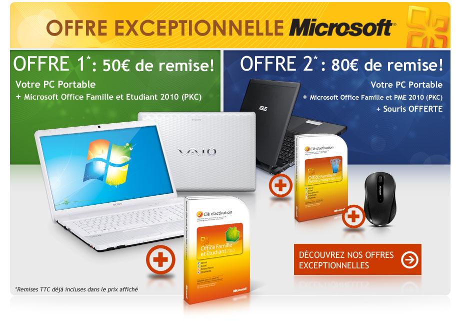 ff97e8e7601c0c Materiel.net   jusqu à 80 euros de remise sur des PC portables avec ...