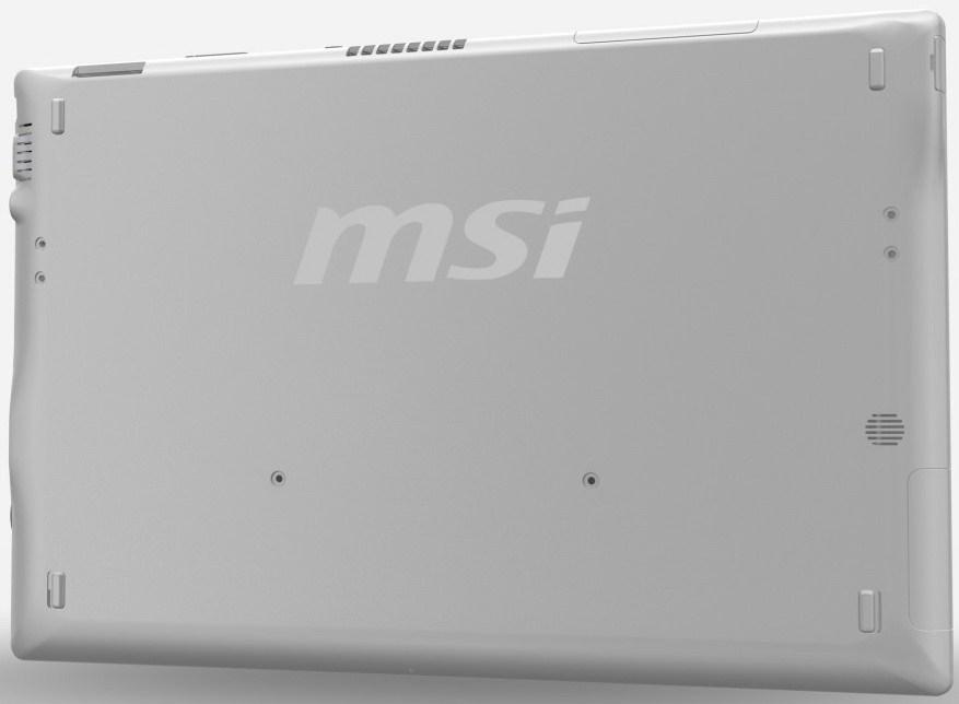 MSI Slidebook S20