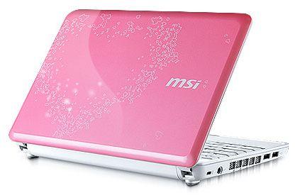 MSI Wind Valentine Edition
