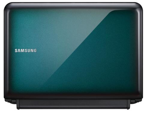 Samsung N220 Gloss Green
