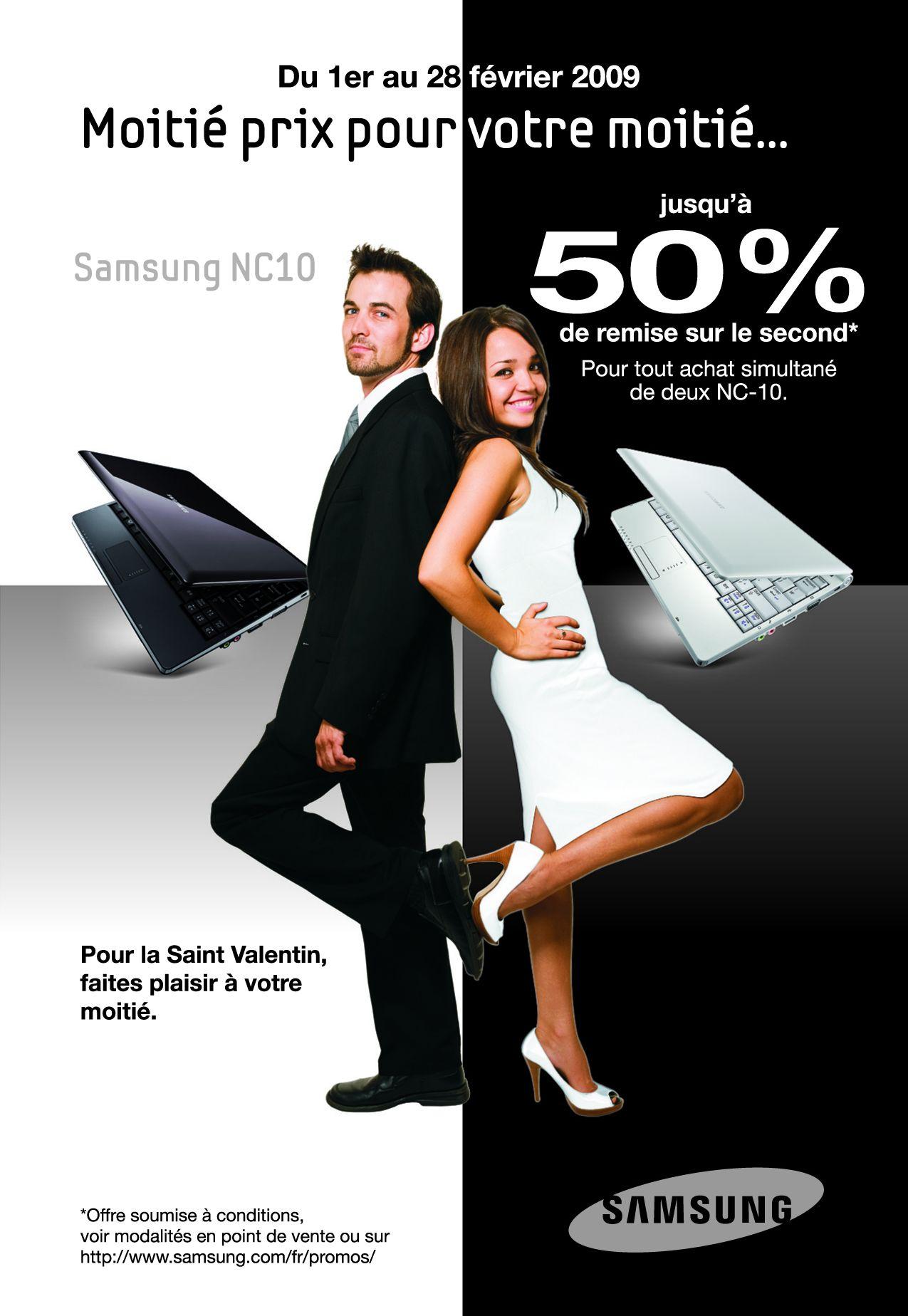Samsung NC10 St Valentin formulaire