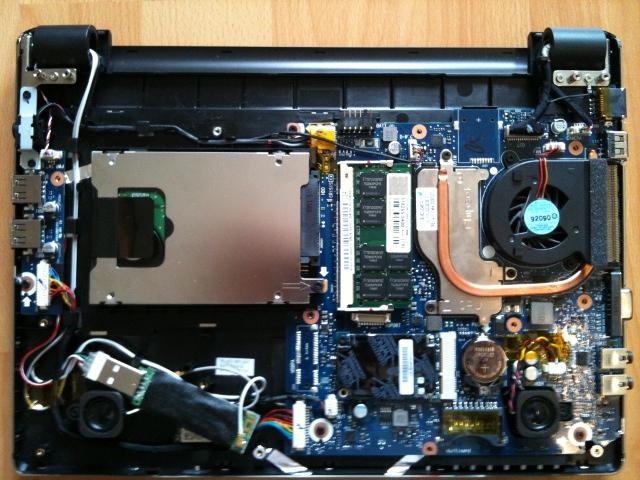 Samsung NC20 MOD Broadcom SammyNetbook