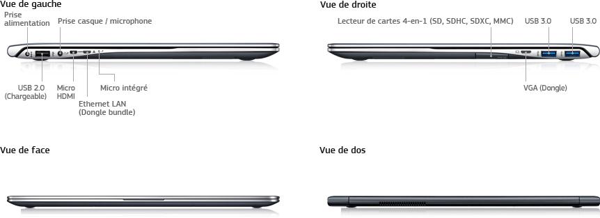Samsung Série 9 900X4C