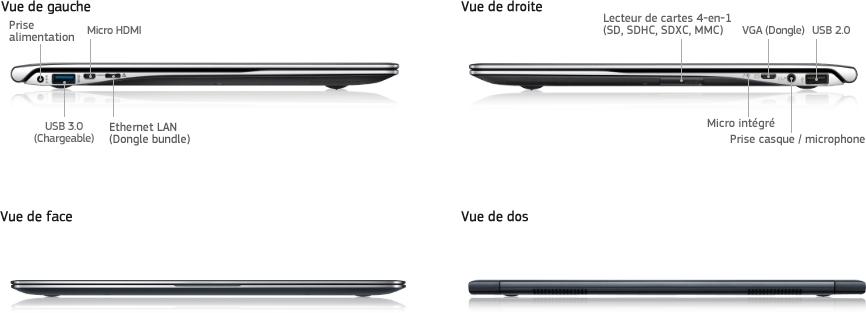 Samsung Série 9 NP900X3C-A01