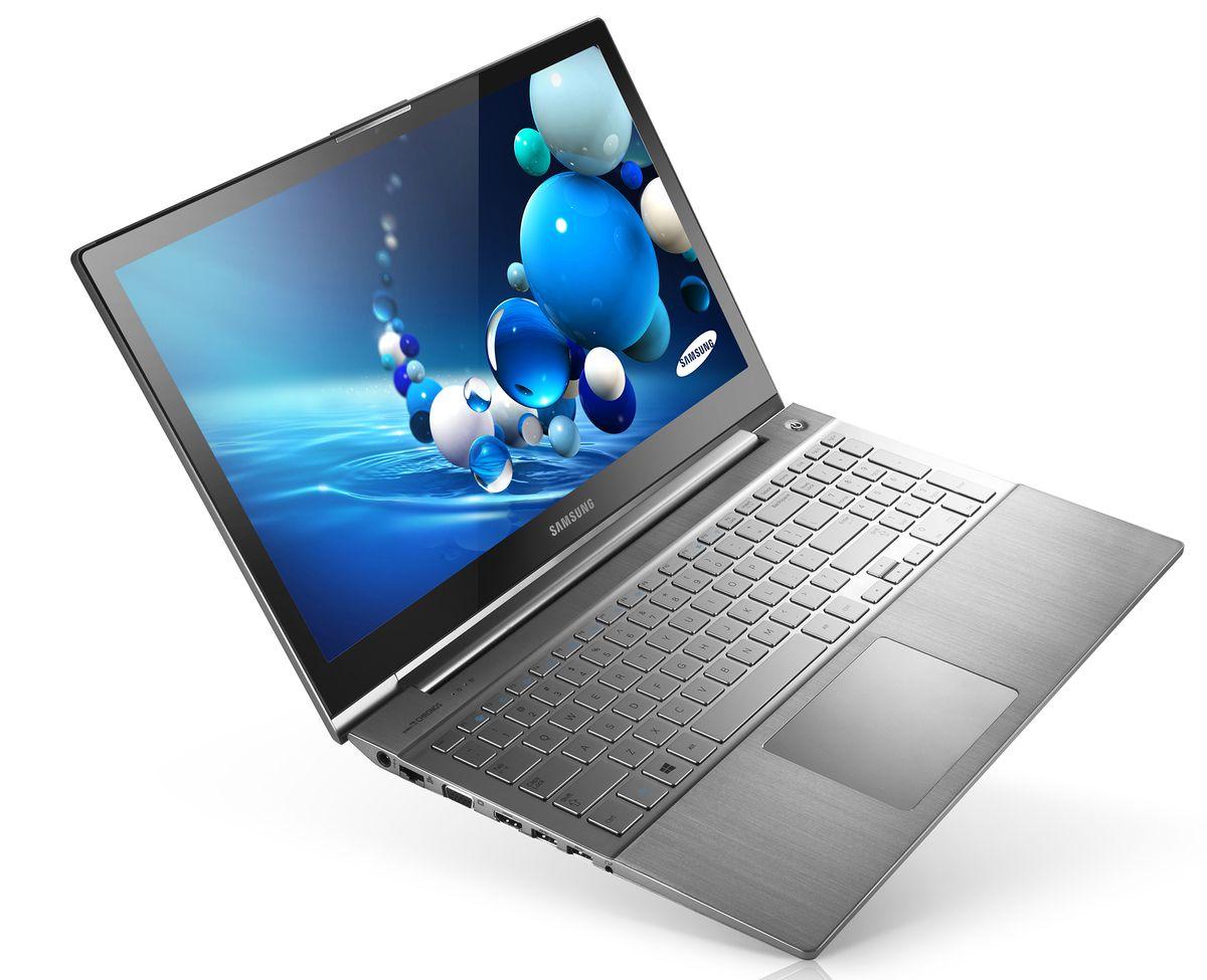 Samsung Series 7 Chronos tactile CES 2013