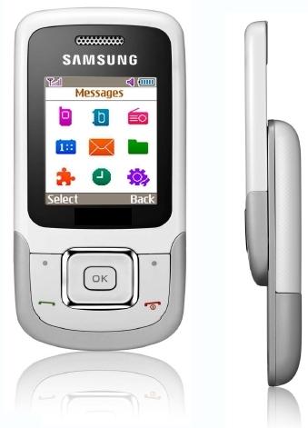 Samsung Slide E1360B