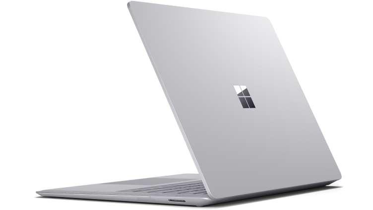 """<span class=""""tagtitre"""">Surface Laptop - </span>Microsoft présente son ultrabook sous Windows 10 S"""