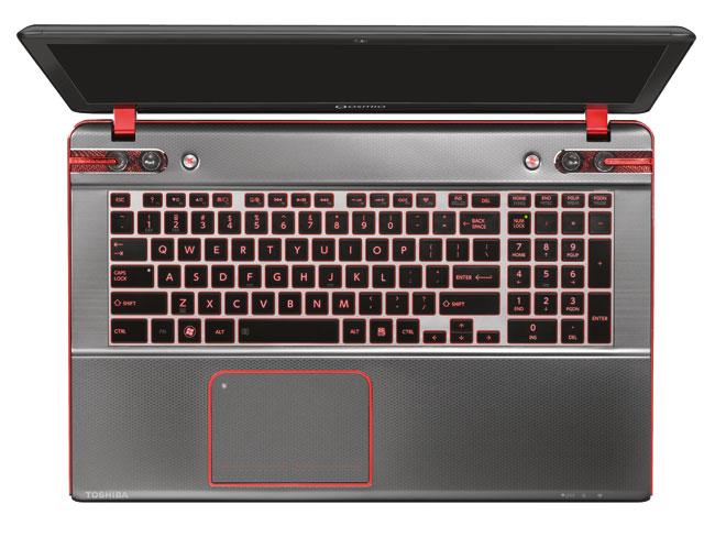 Toshiba Qosmio X870-116