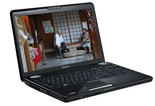 Toshiba Satellite L505-10P
