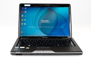Toshiba Satellite U505