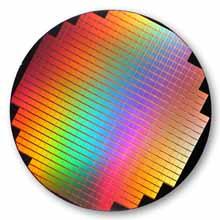 Wafer memoire flash NAND 25nm