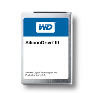 Western Digital SiliconDrive III