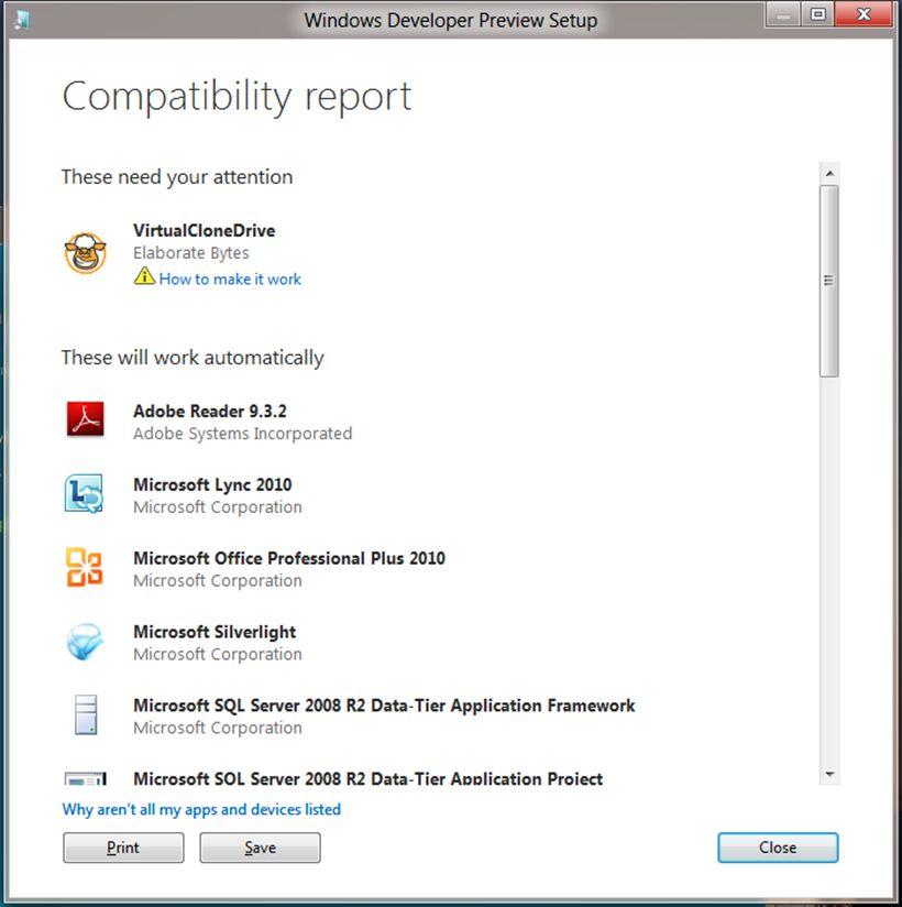 Windows 8 installation simplifiée