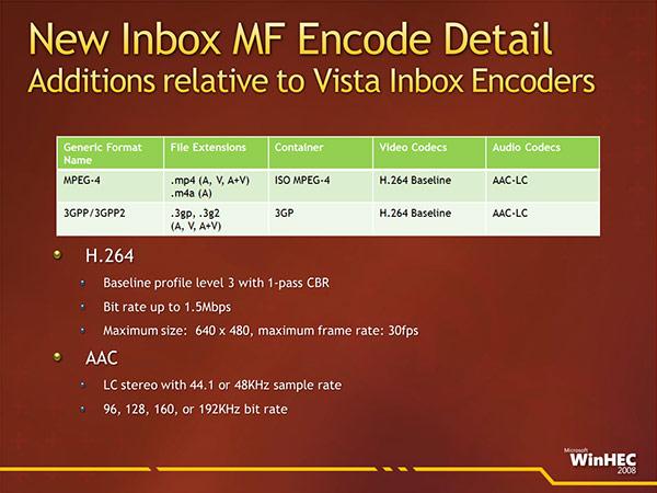 Windows Seven decode encode